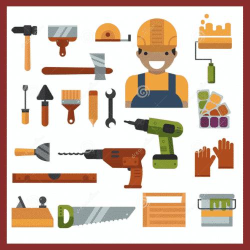 ouvrier-et-outils